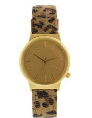 leopardmönstrat armband