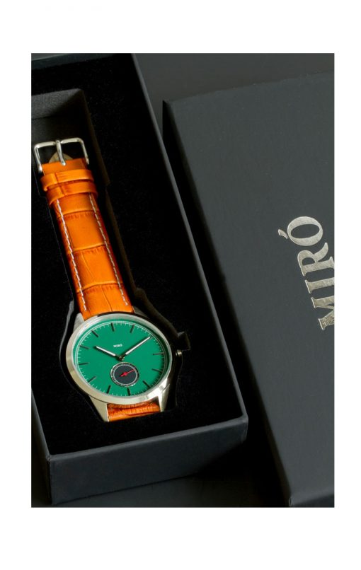 EMERALD GREEN miro watches