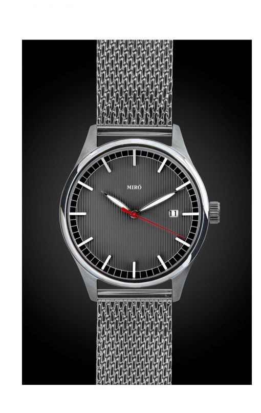 Meshklocka miro watches