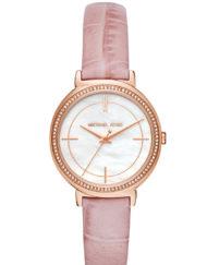 Michael Kors klocka rosa armband