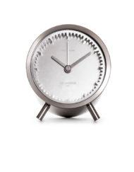 tube clock stål