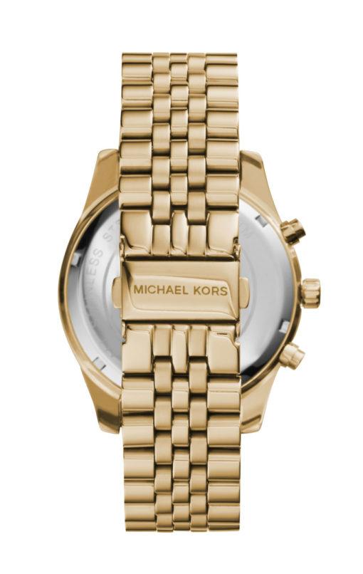 Michael kors guld herrklocka