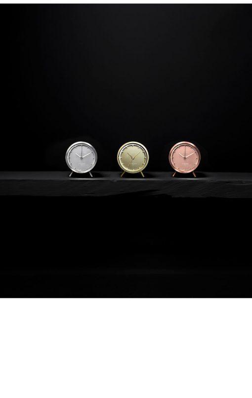 leff amsterdam tube clocks