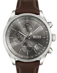 Hugo boss grand prix läderarmband