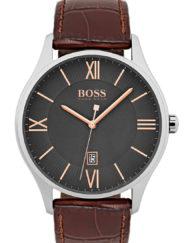 Hugo boss klocka grå urtavla