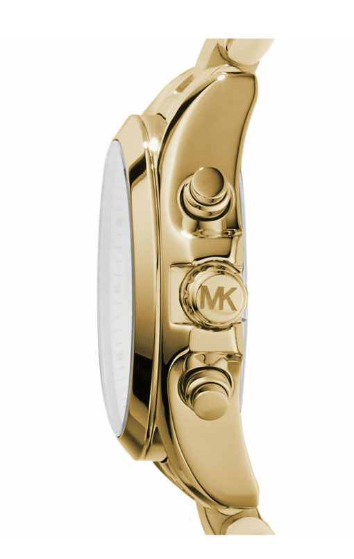 Michael kors mini Bradshaw guld