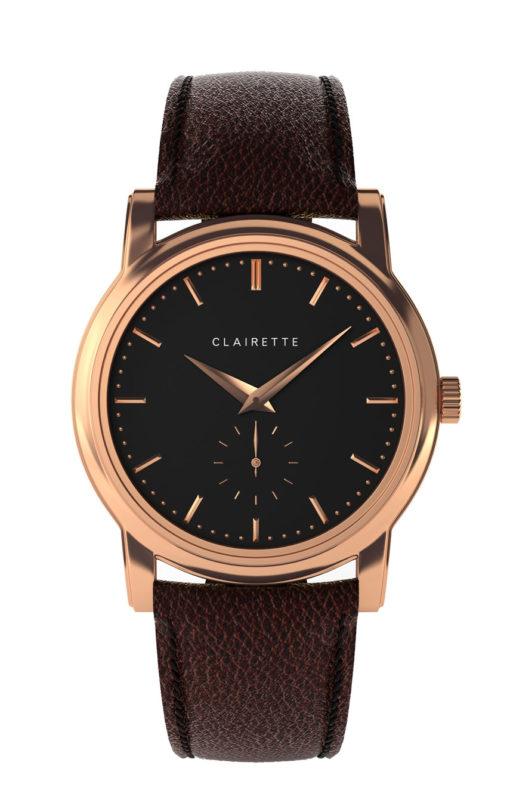 Exklusiv herrklocka clairette watches