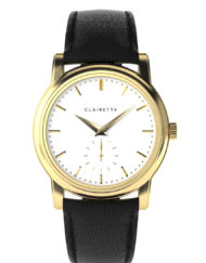 Klassisk damklocka clairette watches