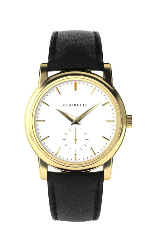 Klassisk damklocka clairette watches