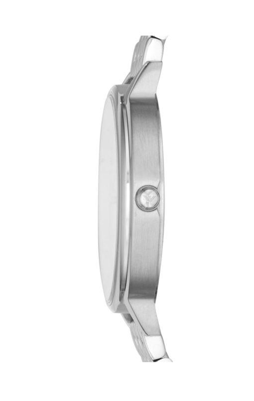 Armani damklocka silver