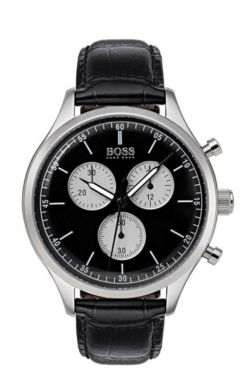 Svart Hugo boss klocka 1513543