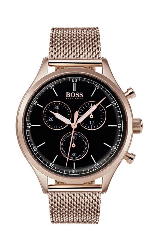 Hugo boss klocka roséguld 1513548